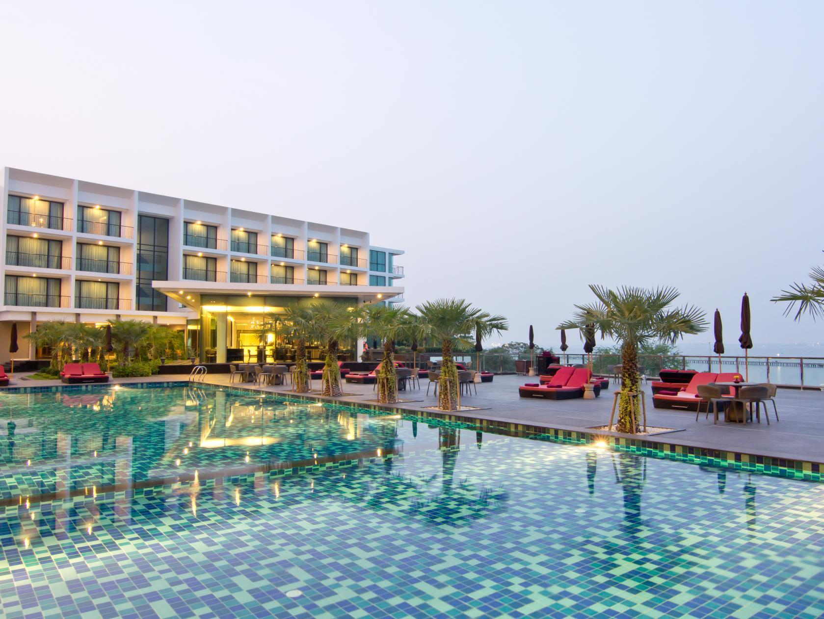 Way Hotel - Pattaya