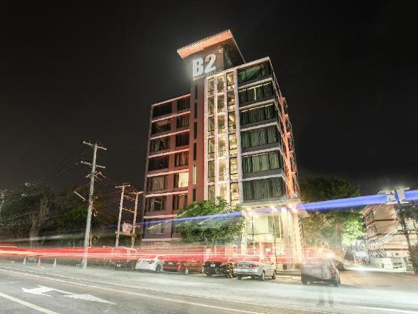 B2 Black Hotel Chiang Mai