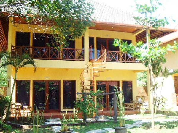 Gili Meno Garden Lodge Lombok