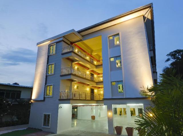 ที ซีรีส์ เพลส เซอร์วิส อพาร์ตเมนท์ – T Series Place Serviced Apartment