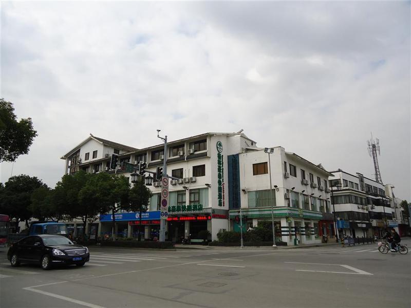 Green Tree Inn Suzhou Zhuhui Road Hotel
