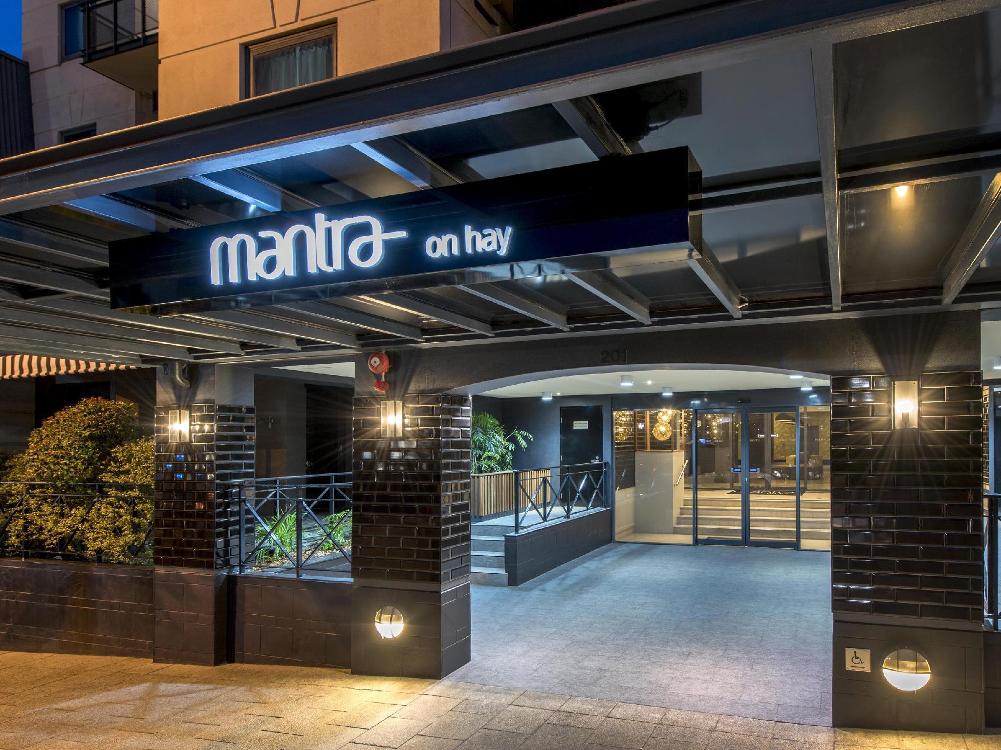 Mantra On Hay Apartments Perth