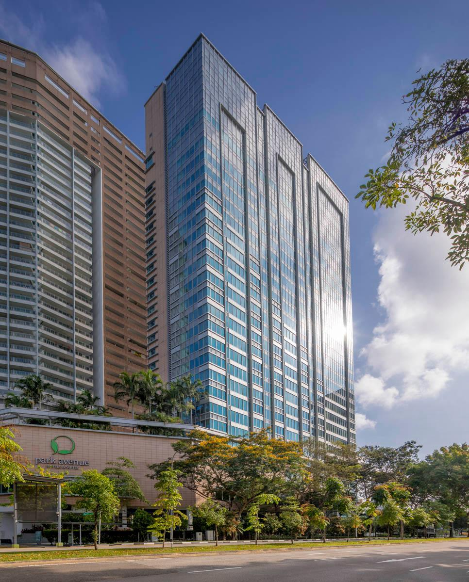 Park Avenue Rochester Hotel (SG Clean Certified)