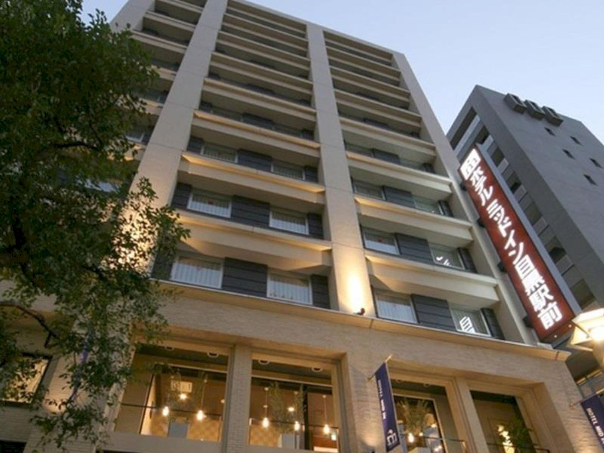 โรงแรมมิดอินเมกูโระ-เอคิมาเอะ