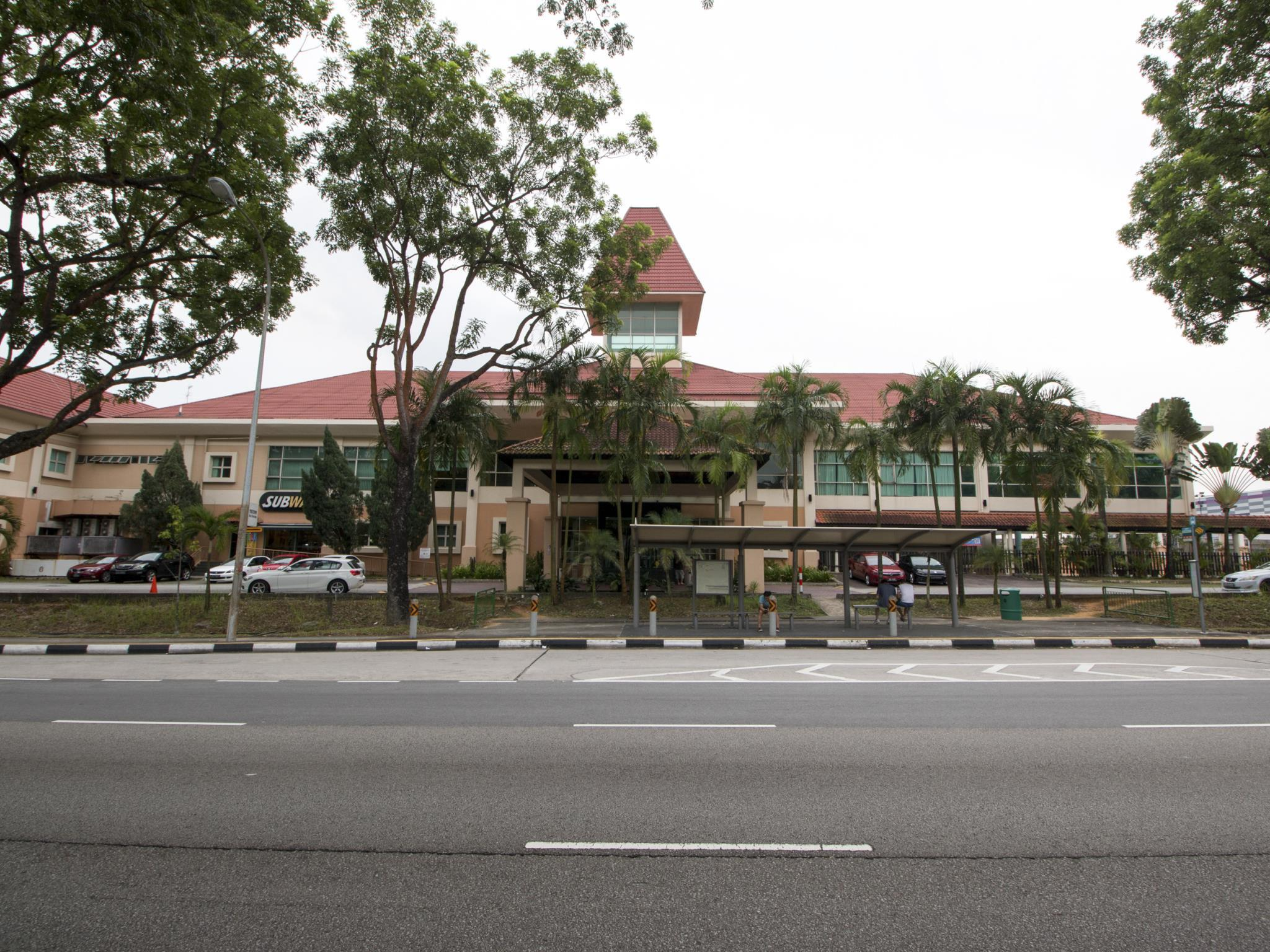 The Arena Country Club Singapore
