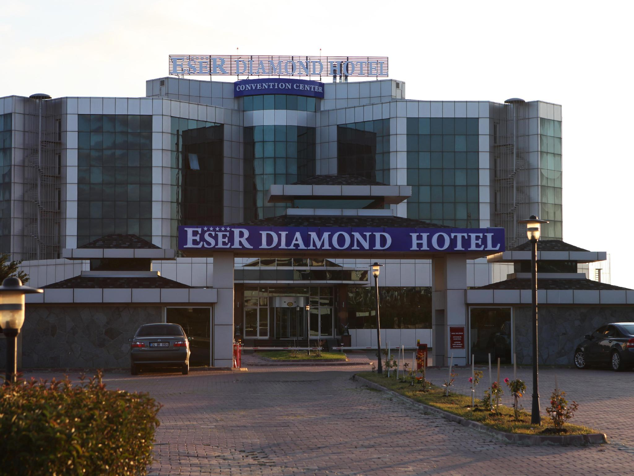 Eser Diamond Hotel And Convention Center