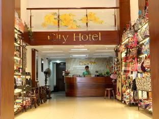 City Hotel - 35 Luu Van Lang St.