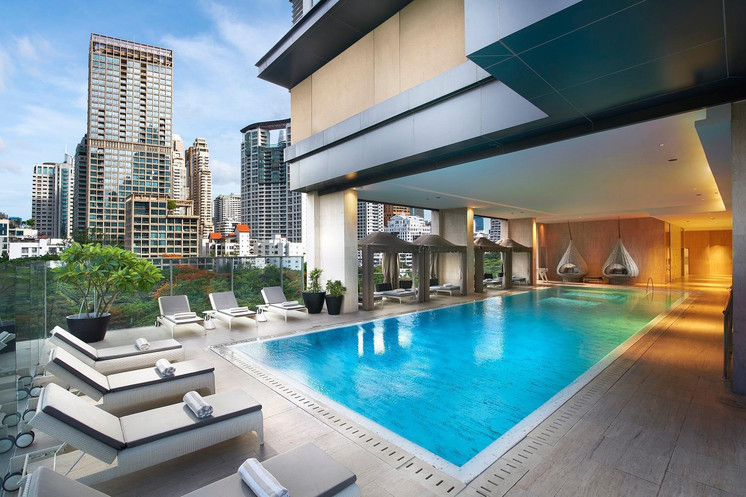 Oriental Residence Bangkok โอเรียนเต็ล เรสซิเดนซ์ กรุงเทพ
