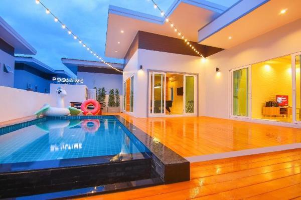 Pooltime Villa Hua Hin
