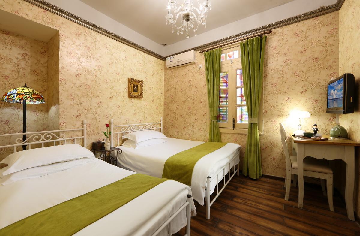 Xiamen Gulangyu Louis China Hotel