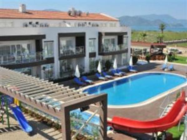 Odyssey Residence Suite Hotel Fethiye