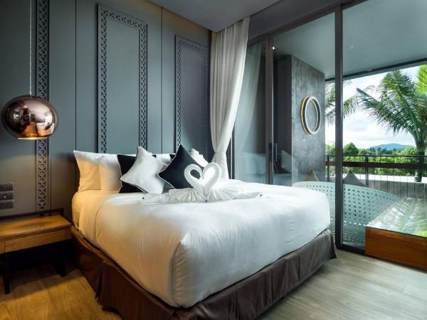Luxury Pool Terrace Suite 1BD, Fast internet! Phuket