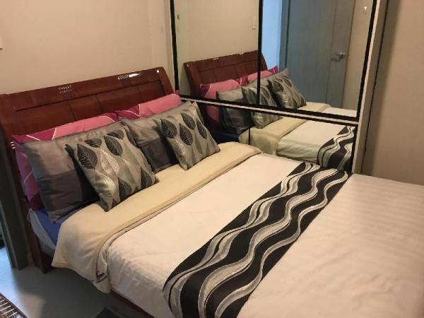 Staycation at SoleMare Parksuites Manila