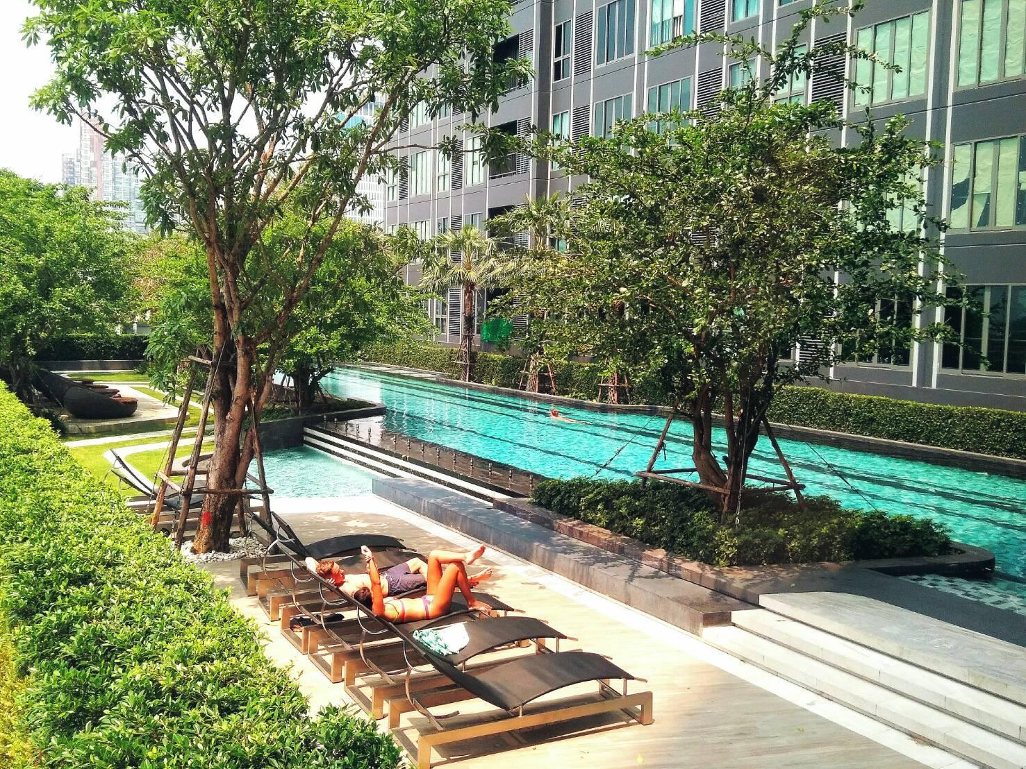 Sukhumvit New Room BTS Bangna City View