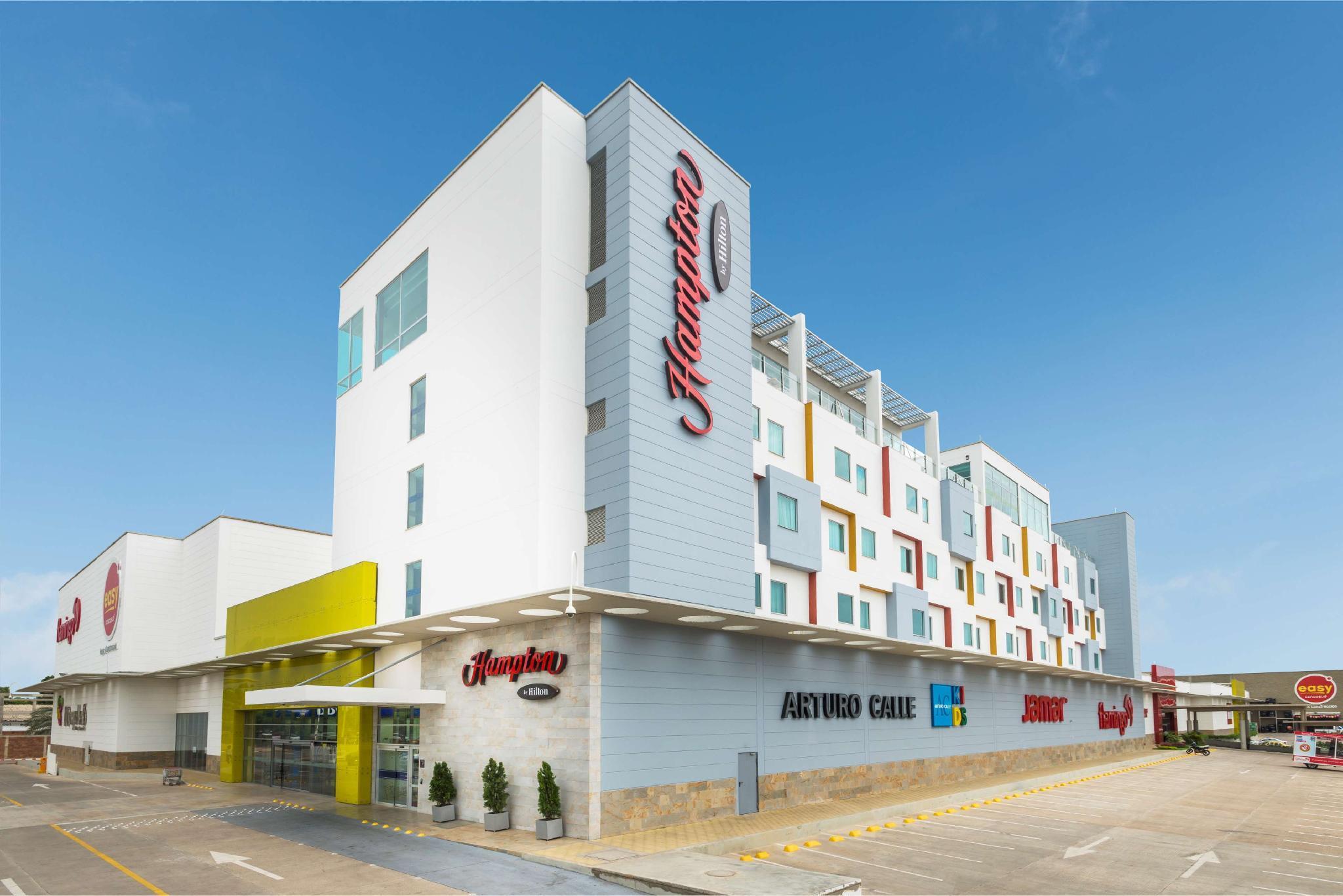 Hampton By Hilton Valledupar Colombia