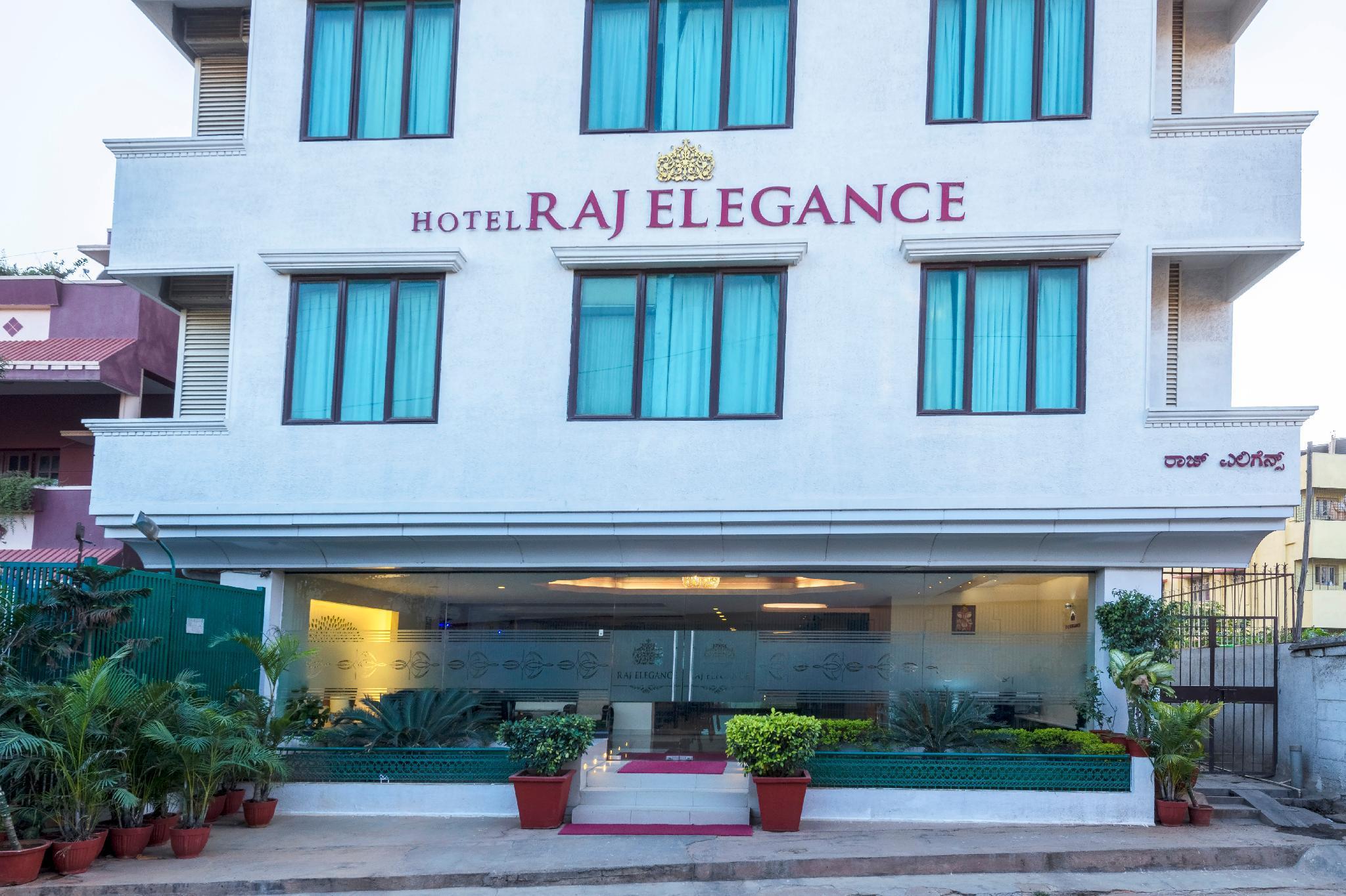 Hotel Raj Elegance