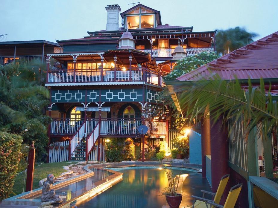 Franklin Villa