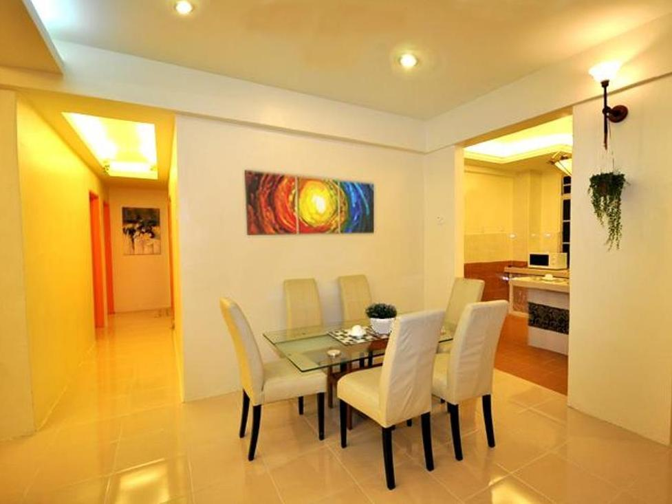Silverstar Apartment @ Crown Imperial Court