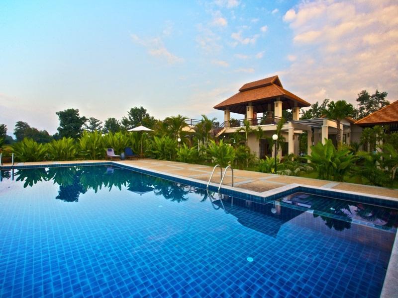 เช็คห้องว่าง ปาล์ม สปา วิลเลจ รีสอร์ต (Palm Spa Village Resort) ราคาประหยัด
