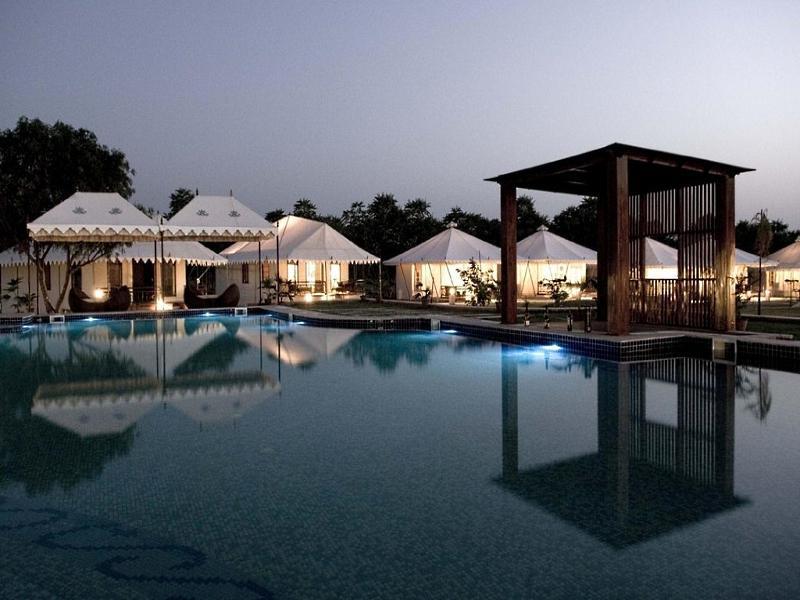The Greenhouse Resort   Pushkar