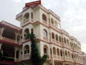 Pushkar Lake Palace