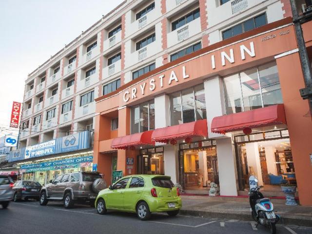 คริสตัล อินน์ ภูเก็ต – Crystal Inn Phuket