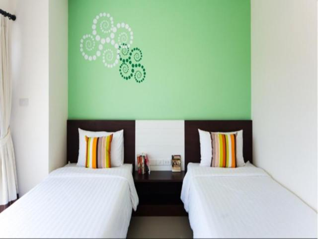 พาวีน่า เซอร์วิส เรสสิเดนซ์ – Phavina Serviced Residence Rayong