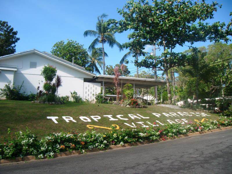 Tropical Paradise Village