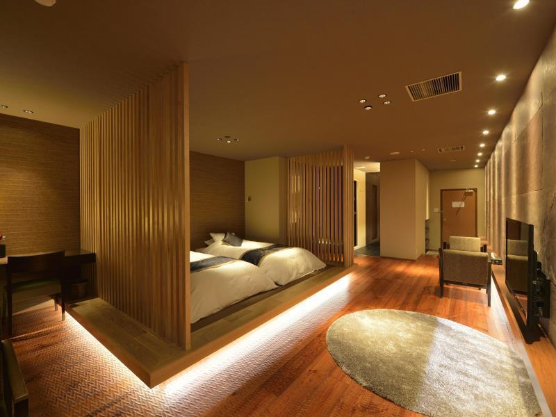Yamabuki: Executive Twin Room