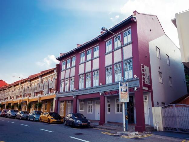 The Keong Saik Hotel