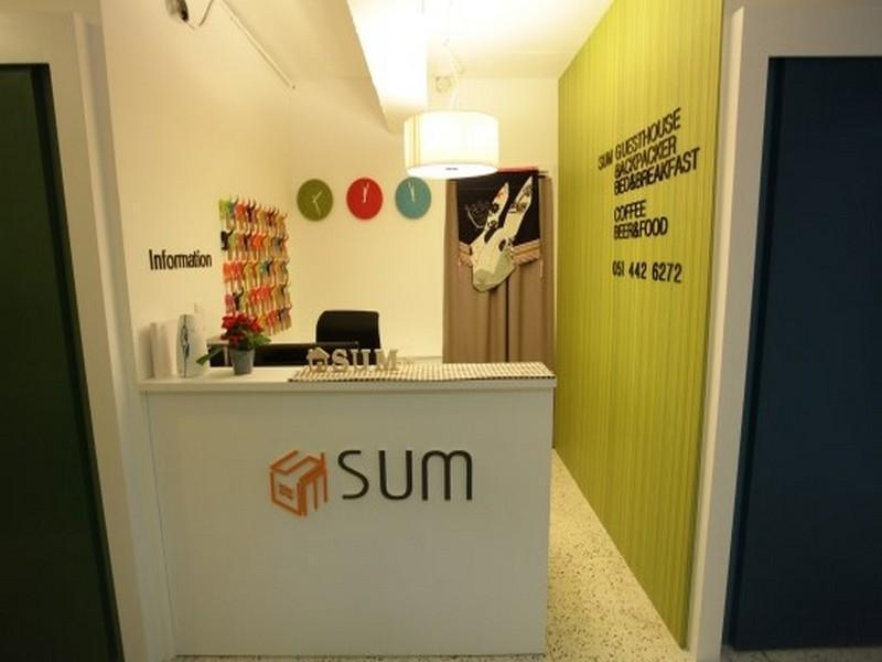 Busan Station Sum Guesthouse