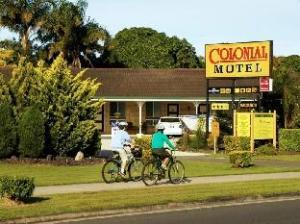 발리나 콜로니얼 모텔  (Ballina Colonial Motel)