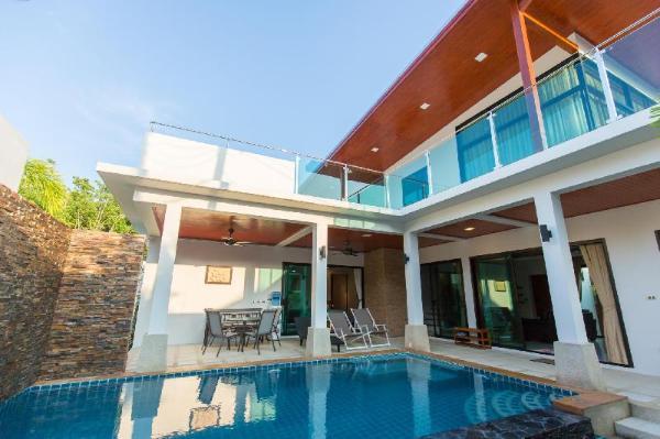 The Rooftop Villa by Jetta Phuket