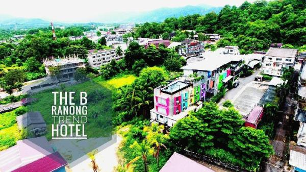 The B Ranong Trend Hotel Ranong