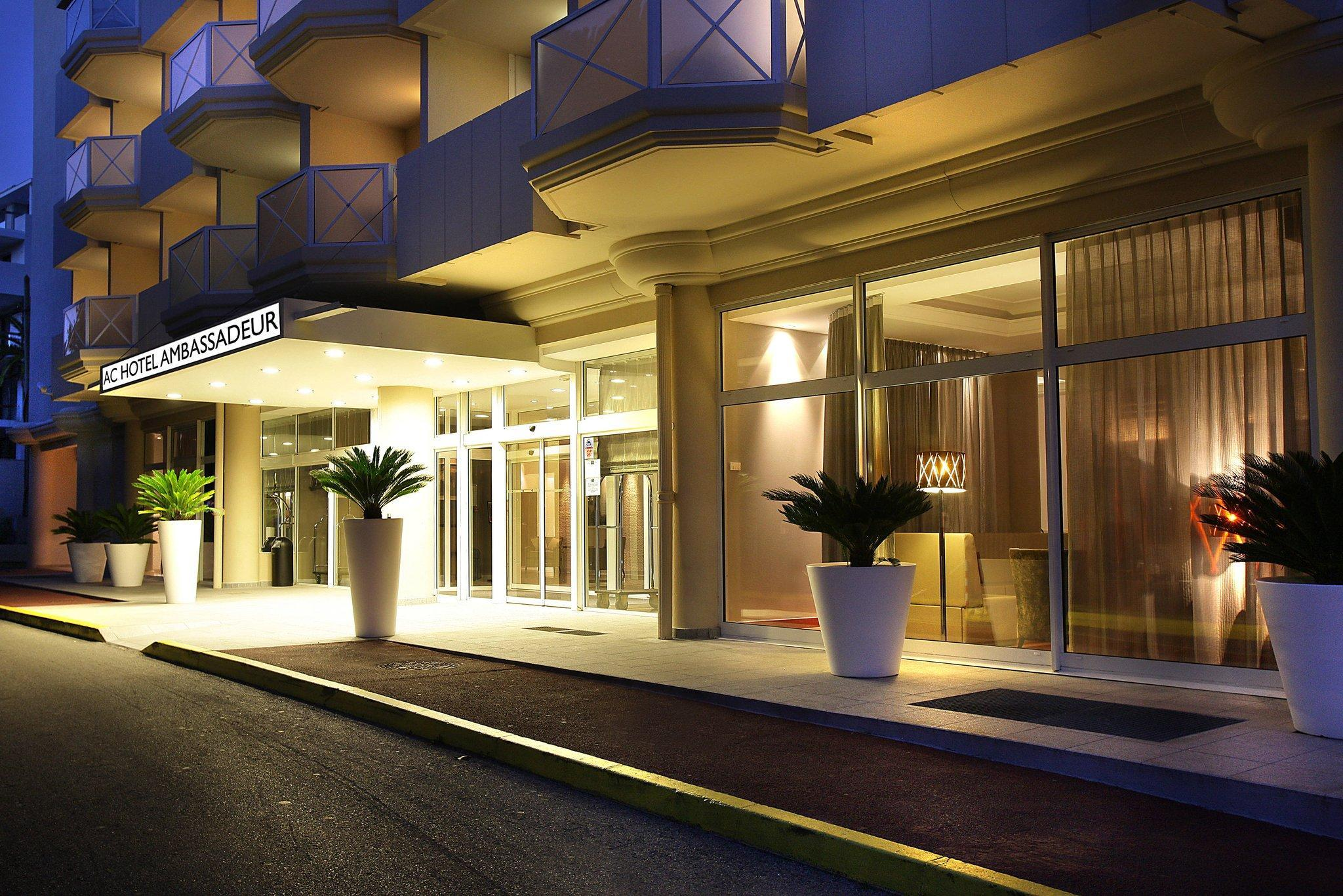AC Hotel Ambassadeur Antibes  Juan Les Pins