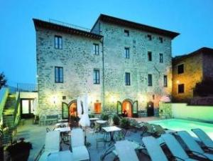 โรงแรม รีเลส ลา คอร์ท ดิ เบตโตนา (Relais La Corte di Bettona Hotel)