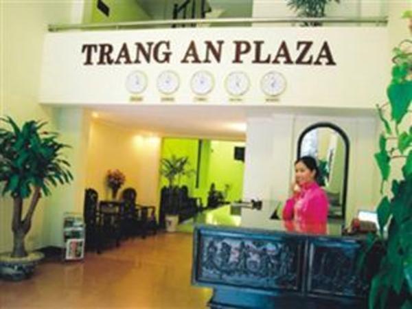 Trang An Plaza Hotel - Hang Bun Hanoi