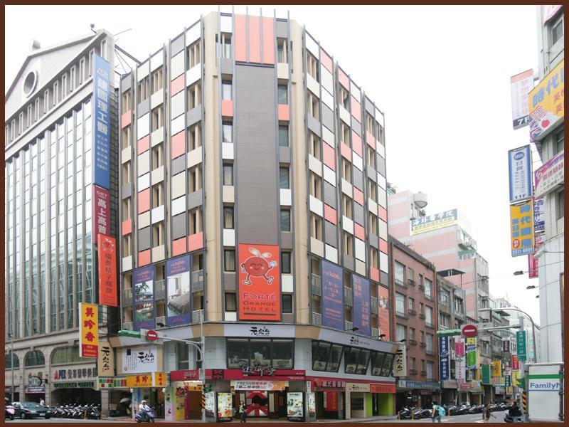 Orange Hotel Guanqian Taipei