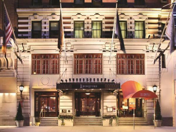 The Iroquois New York Hotel New York