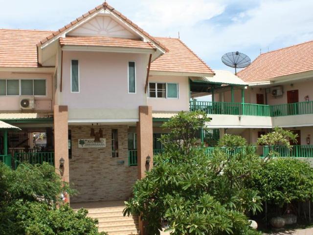 แทมารีนด์ เรสซิเดนซ์ เซอร์วิซ อพาร์ตเมนต์ – Tamarind Residences Serviced Apartment