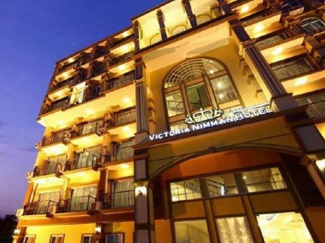 โรงแรมวิคตอเรีย นิมมาน – Victoria Nimman Hotel