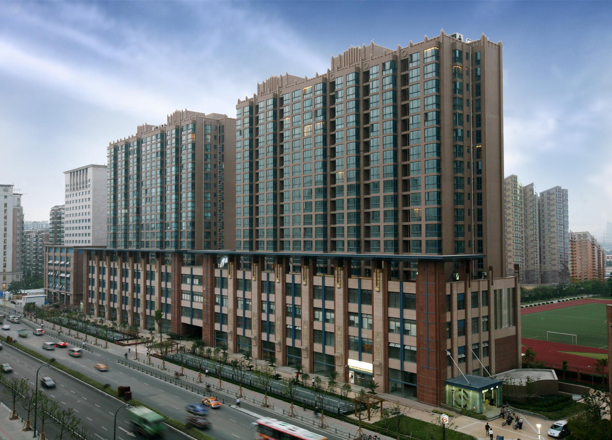 Regalia Service Apartment Shanghai Changning