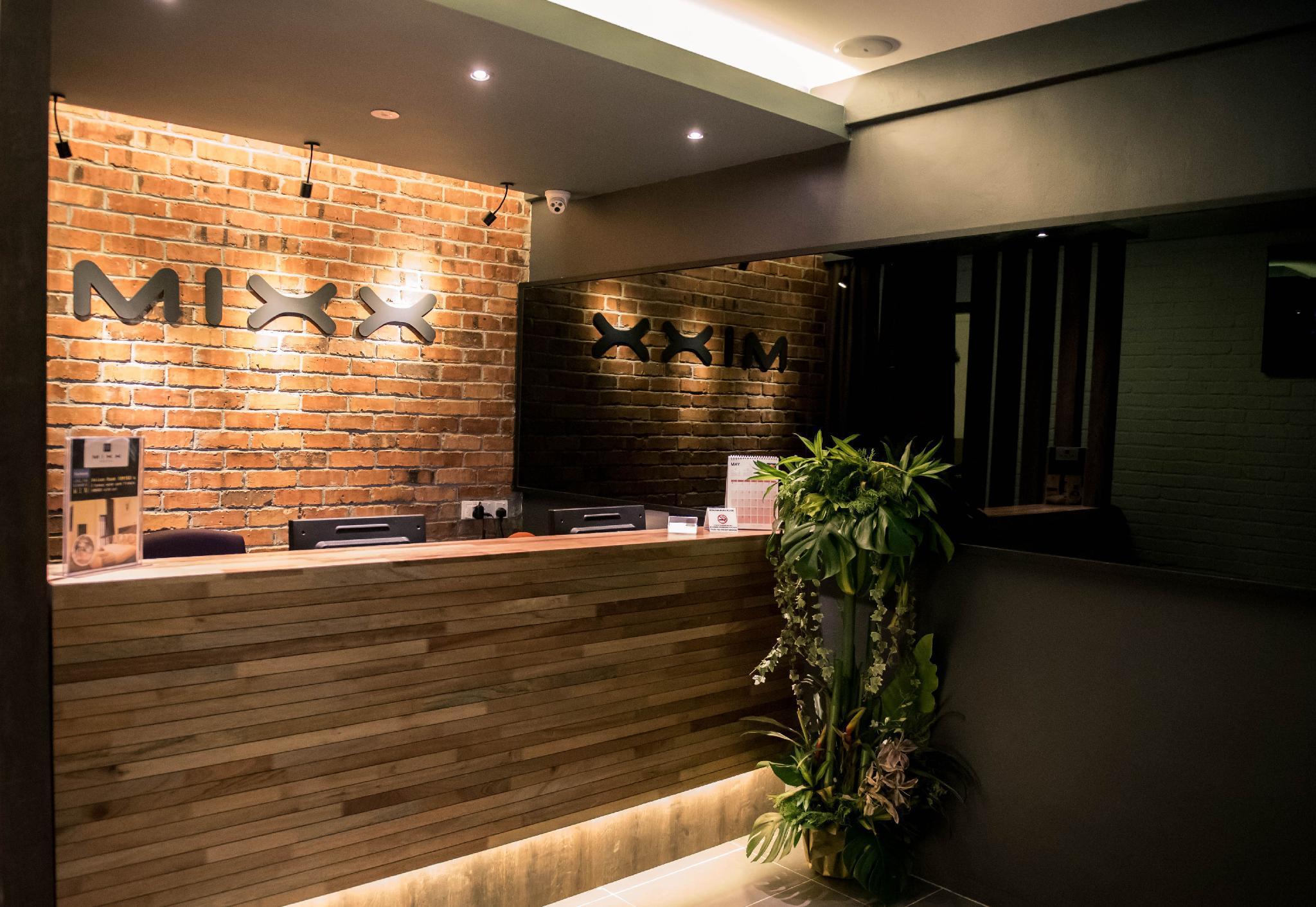 Mixx Hotel Sunway