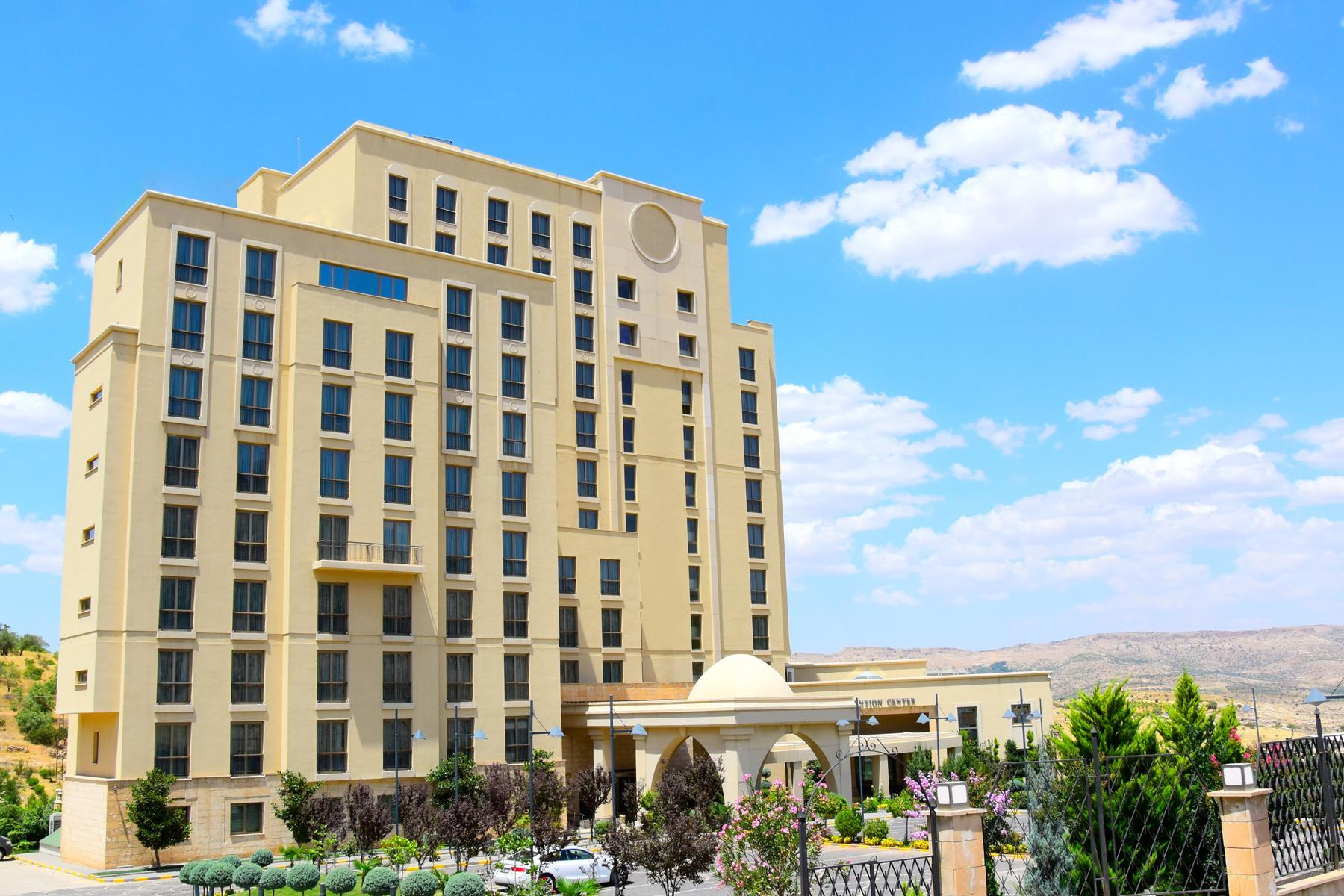 Erdoba Elegance Hotel And Convention Center