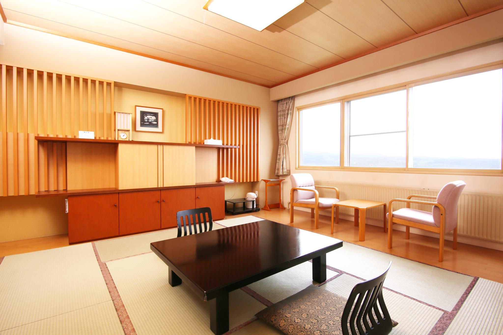 Japanese Style Room for 4 persons