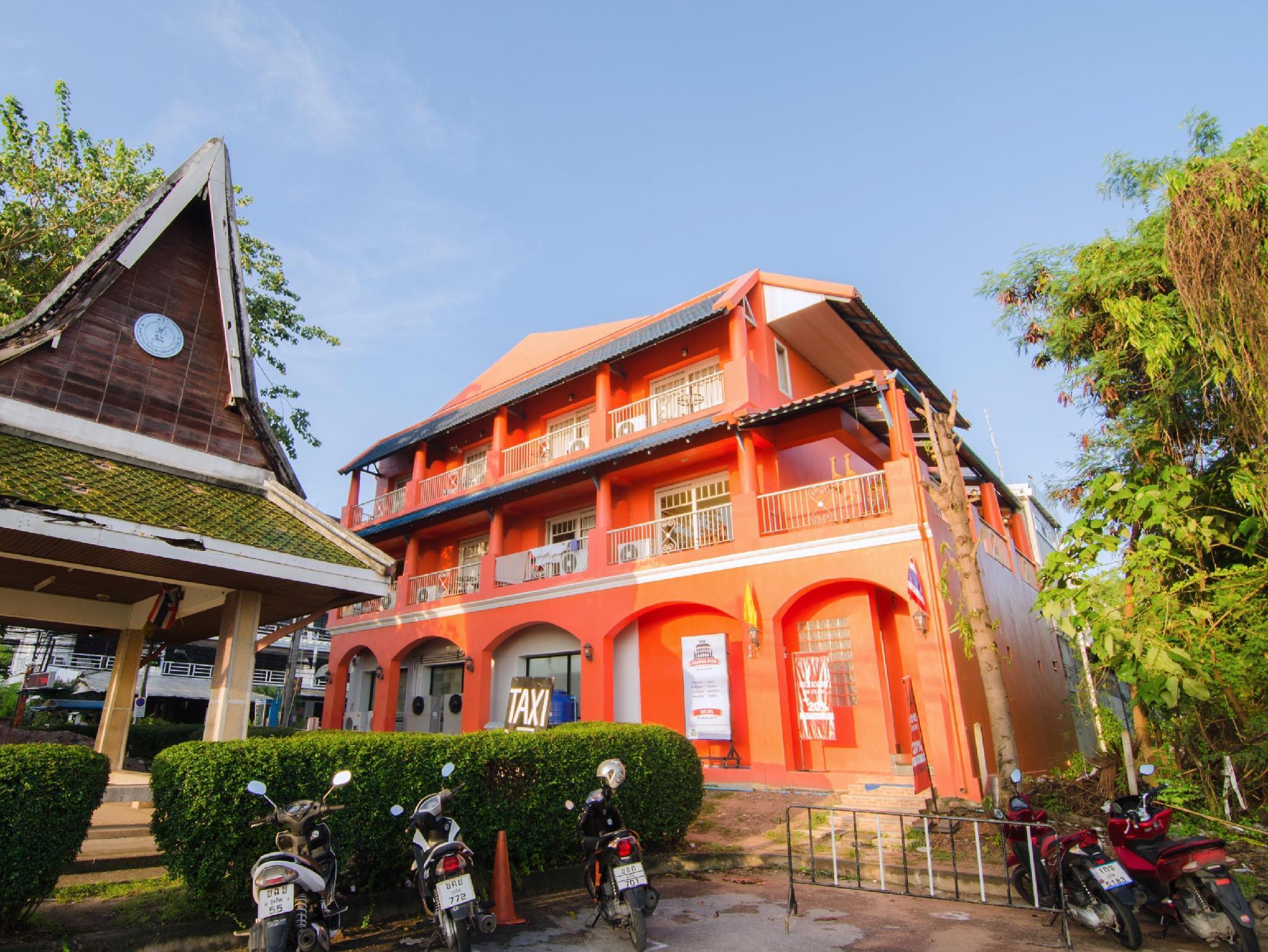 The Orange Pier Guesthouse