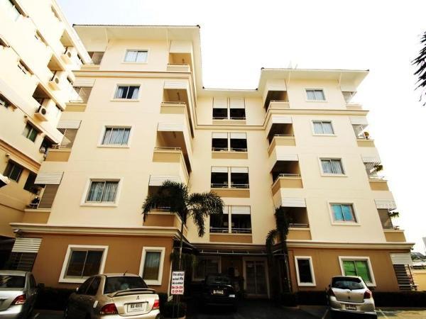 Golden Apartment Bangkok