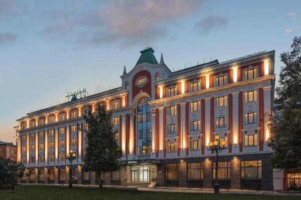 Sheraton Nizhny Novgorod Kremlin Nizhny Novgorod