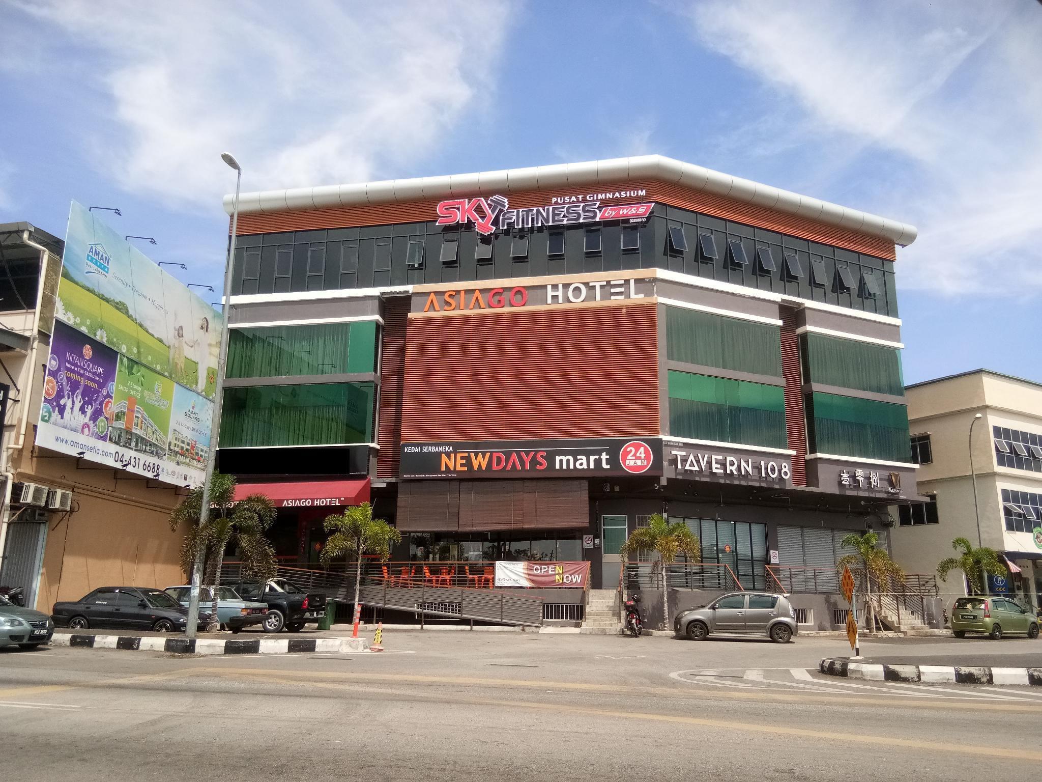 Asiago Hotel