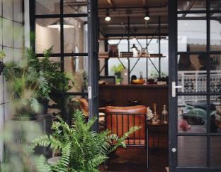 %name Designer Loft Guest House 5 bedroom with garden กรุงเทพ